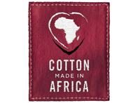 Logo Cotton made in Africa